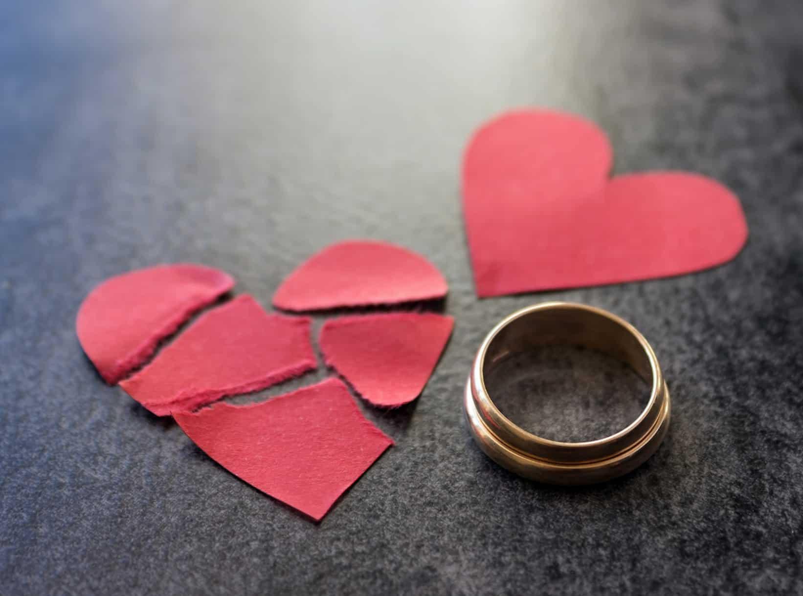 Cheating Spouse Broken Heart